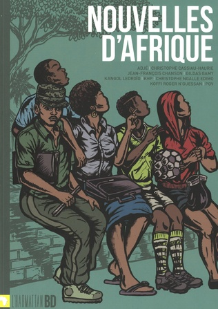 Couverture Nouvelles d'Afrique