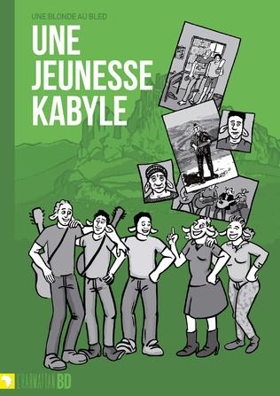 Couverture Une jeunesse kabyle