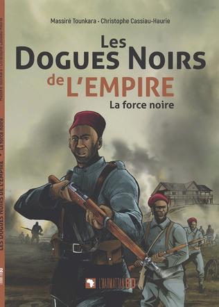 Couverture Les dogues noirs de l'empire