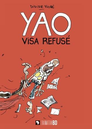 Couverture Yao visa refusé