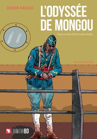 Couverture L'Odyssée de Mongou. Nouvelle édition