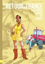 Le retour en France d'Alphonse Madiba dit Daudet -
