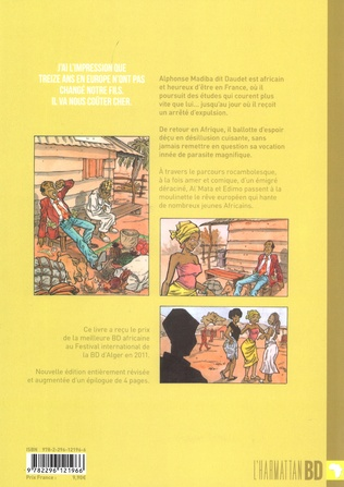 4eme Le retour au pays d'Alphonse Madiba dit Daudet